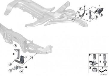 Sechskantschraube gewindefurchend M6X16 (37146869771)