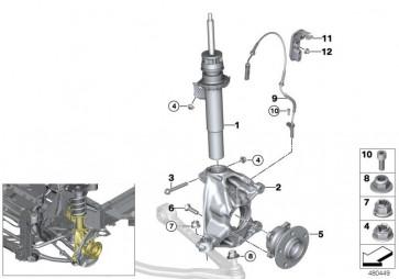 Radlagersatz (OPM-500200)