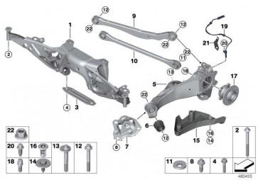 ASA-Schraube  MINI 2er X1  (31106860974)