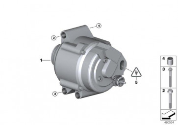Generator Remy Remanufactured (RMY-DRA4169)
