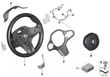 Airbagmodul Fahrerseite (32308097022)