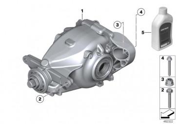 Austausch Hinterachsgetriebe I=2,81 (33108485724)