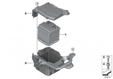 Lithium-Ionen Starterbatterie 69AH (61218047221)