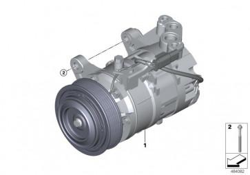 RP Klimakompressor mit Magnetkupplung (64526994082)