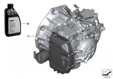 Automatikgetriebe Eh GA8G45AW - EZ7 (24009797727)
