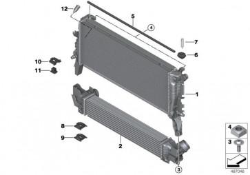 Kühlmittelkühler (17118586324)