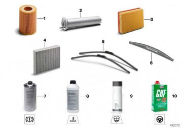 Luftfilter (BSH-F 026 400 374)