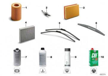 Luftfilter (BSH-F 026 400 375)