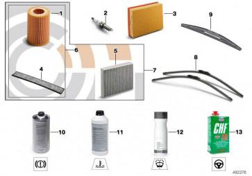 Luftfilter (PUR-A1489)