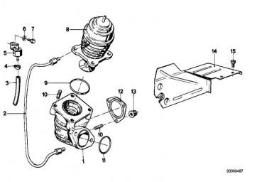 Stiftschraube M8X30-ZNS3       3er 5er 7er  (07129906148)