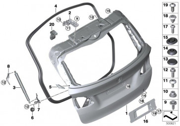Reparatursatz Masseband (41009849996)