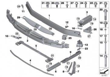 Deformationselement links (51117406387)