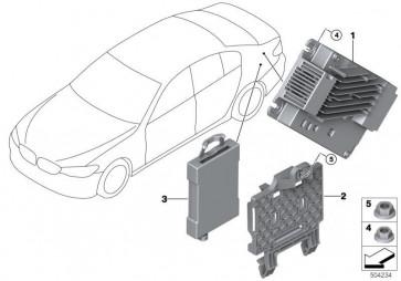 Receiver Audio Module DAB (65127928576)