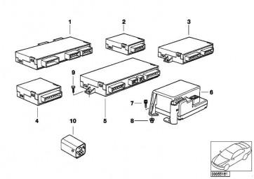 Druckmutter  3er 5er 6er 7er X3  (61138353086)