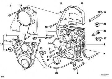Sechskantschraube mit Scheibe M6X25-ZNNIV SI 1er 3er 5er 6er 7er 8er X1 X3 X5 X6 Z3 Z4 Z8 MINI  (07119905400)
