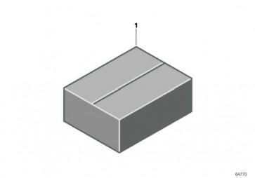 Universal-Buchsengehäuse uncodiert 26 POL. 1er 3er 5er 6er 7er X1 X3 X5 X6 Z3 Z4 Z8 MINI  (61136913626)