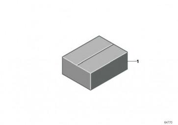 Austausch CIC / DAB ECE             5er X3  (65129244115)