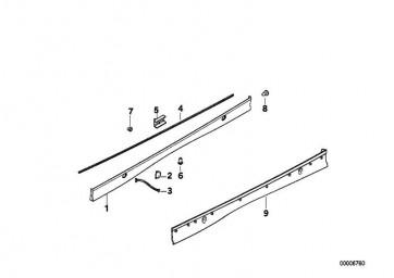 Klammer NATUR           3er  (51718184574)