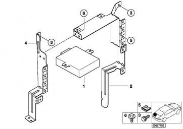 Sechskantschraube M6X10 1er 3er 5er 6er 7er X3 X5 X6 Z3 Z4 MINI  (07119903842)