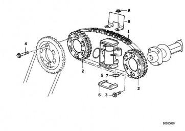 O-Ring 7,1X1,8         5er 7er 8er X5  (07119906361)