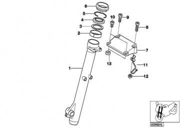 Zylinderschraube M8X55/HI.LINKS   (31427655779)