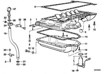 Verschlussschraube M12X1,5         1er 3er 5er 7er 8er X5 Z4  (11131742994)