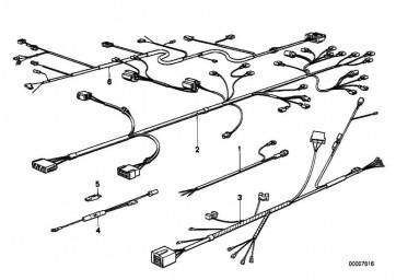 Kabelsatz Klimaanlage  6er  (61121380288)