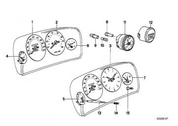 Kraftstoffmesser 70 L            (62131365433)