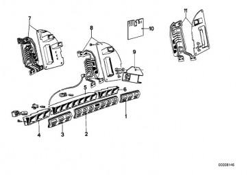 Instrumententrägerplatte links (62111359169)