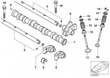 Verschlussdeckel D=11,4MM        MINI  (07131486691)
