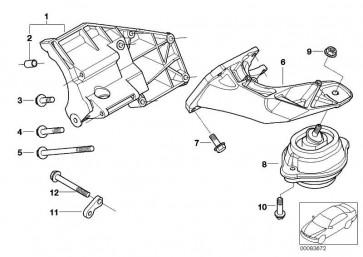Motorlager  X5  (22116770793)
