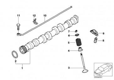 Halteklammer  1er 3er 5er X1 X3 Z4  (11121706536)