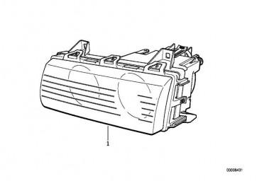 Scheinwerfer rechts ZKW             3er  (63121393272)