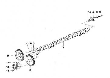 Schraube  M1  (11311304409)