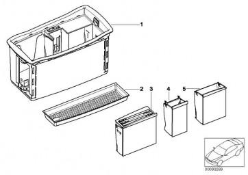 CD-Box  7er  (51167011621)
