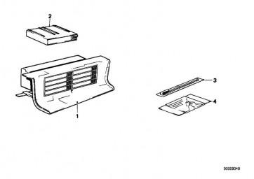 Cassettenbox  6er  (65111372951)