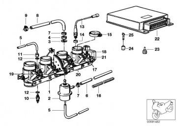 Druckschalter  K589  (12631459416)
