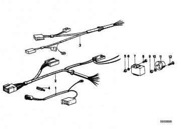 Linsenschraube M5X35 5er 3er 7er 6er M1 8er K41 K589  (07119907698)