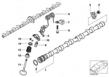 Reparatursatz Ventilschaftabdichtung  7er  (11340030707)