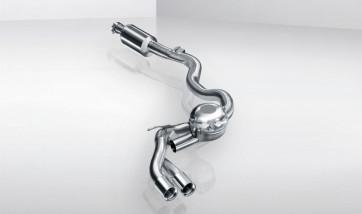 BMW M Performance Abgasanlage Active Sound 3er F30 F31 (318d/X, 320d/X) 4er F32 F33 F36 (418d, 420d/X)