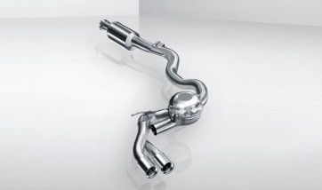 BMW M Performance Abgasanlage Active Sound 3er F30LCI F31LCI (325d) 4er F32 F33 F36 (425d)
