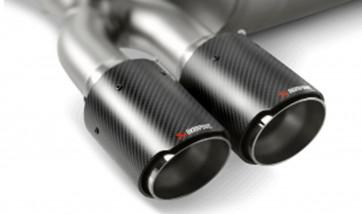 Akrapovič Tail Pipe Set (Carbon) M3 F80 M4 F82 F83