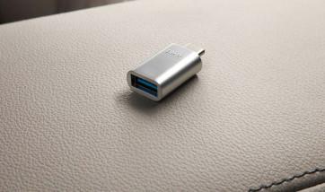 BMW Adapter für USB-C-Stecker auf USB-A-Buchse 1er F40 2er F45 F46 3er G20 G21 5er G30 G31 M5 F90 6er G32 7er G11 LCI G12 LCI 8er G14 G15 G16 X1 F48 LCI X2 F39 X3 G01 X3M F97 X4 G02 X4M F98 X5 G05 X6 G06 X7 G07
