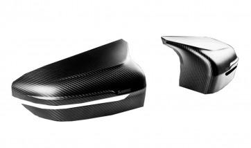 Akrapovic Carbon Fiber Mirror Cap Set M5 F90 M5 Competition