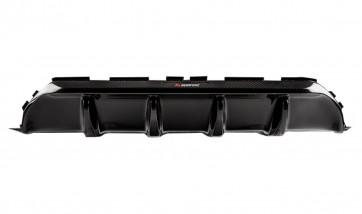 Akrapovic Rear Carbon Fiber Diffuser M5 F90 M5 Competition