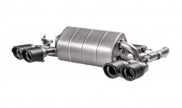 Akrapovic Slip-On Line (Titanium) M2 F87 LCI