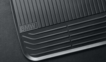BMW Allwetter Fußmatten hinten 7er F01