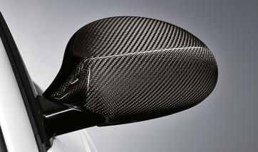 BMW Performance Außenspiegelkappen Carbon 1er E81 E82 E87 E88 bis Bj. 09/09