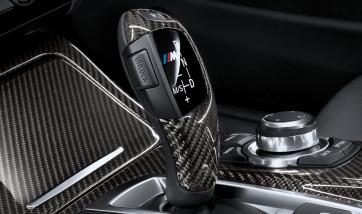 BMW M Performance Carbon-Blende Gangwahlschalter 5er F07 F10 F11 7er F01 F02 F04