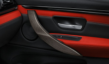 BMW M Performance Blende Türgriff Carbon M3 F80 M4 F82 F83